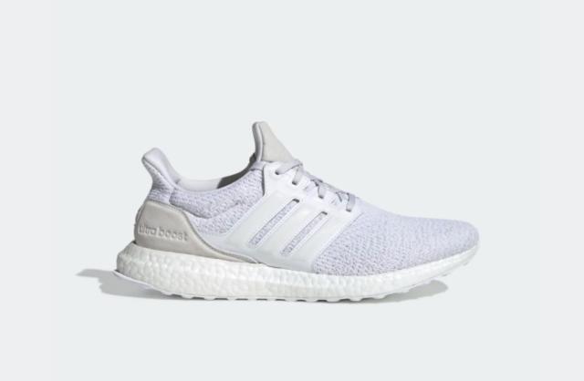 adidas Ultra Boost Running Grey White