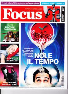 2016 09 - Focus - 09 2016 - N.287 - Noi E Il Tempo