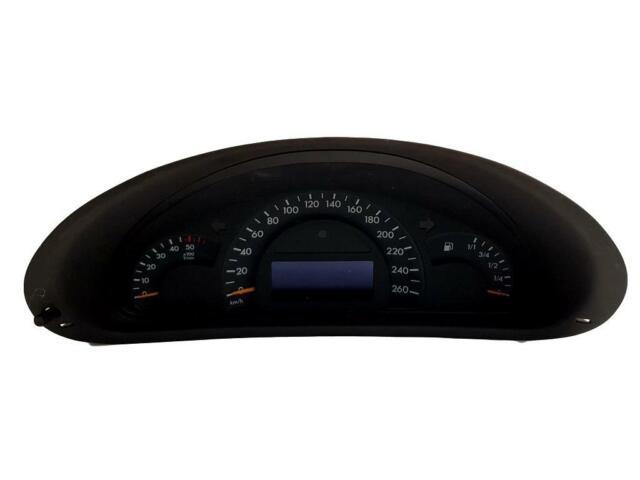 Bloc Compteurs Vitesse  Mercedes W203 A2035401347 110080183022