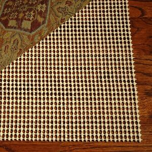 Image Is Loading Area Rug Pad 2x8 2x7 Non Skid Slip