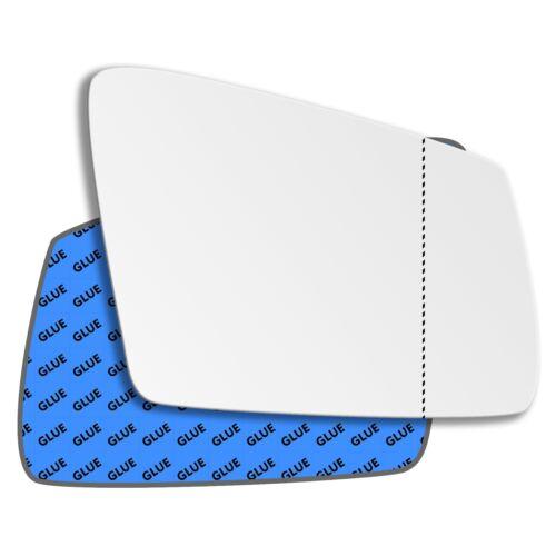 Droit Côté Conducteur Angle Large Miroir Verre Pour Mercedes CLA C117 2013-2019 541 Ras