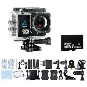 Homkm-Sport-Action-Camera-4K-Ultra-HD-30fps-Wifi-Waterproof-Cam-DV-can-take-32gb
