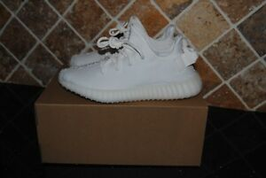 bf39ed9f2 Image is loading DEADSTOCK-Yeezy-Boost-350-V2-034-Cream-White-
