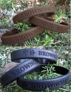 Firefly-Serenity-BROWNCOAT-Silicone-Bracelet-Brown-or-Black