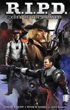 R.I.P.D. Vol 2 City of the Damned by Lenkov & Barlow 2013 TPB Dark Horse