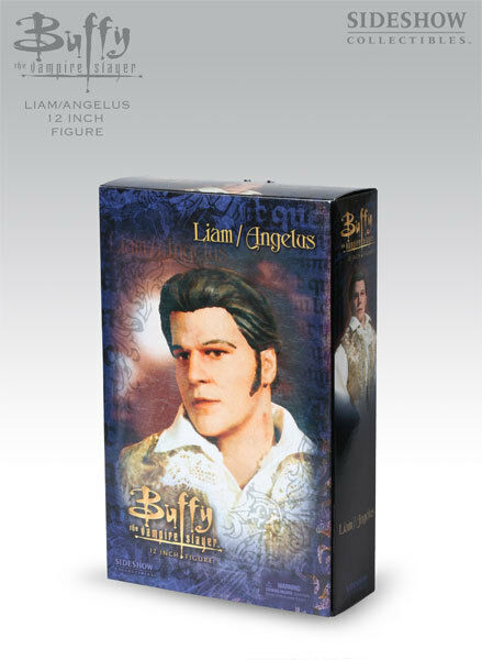 Nebenschauplatz buffy the vampire slayer liam   angelus 12  - figur... new in box