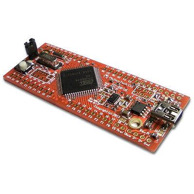 AT90USB646 AT90USB1286 Atmel USB AVR Arduino compatible development board  5V PS | eBay