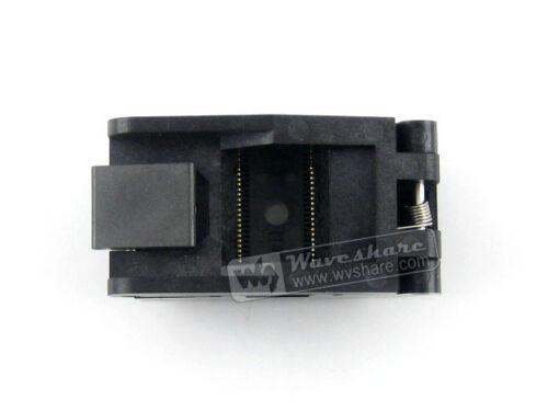 IC51-0562-1387 SSOP56 TSOP56 SOIC56 Enplas IC Test Socket Adapter 0.635Pitch