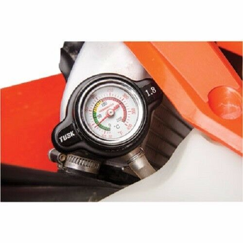 Tusk 1.8 High Pressure Radiator Cap Temperature Gauge ARCTIC CAT WILDCAT X 1000