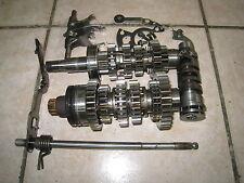 GS 500 F BK 04-08 Getriebe Wellen 23451 Km Schaltklauen Motor engine gear transm