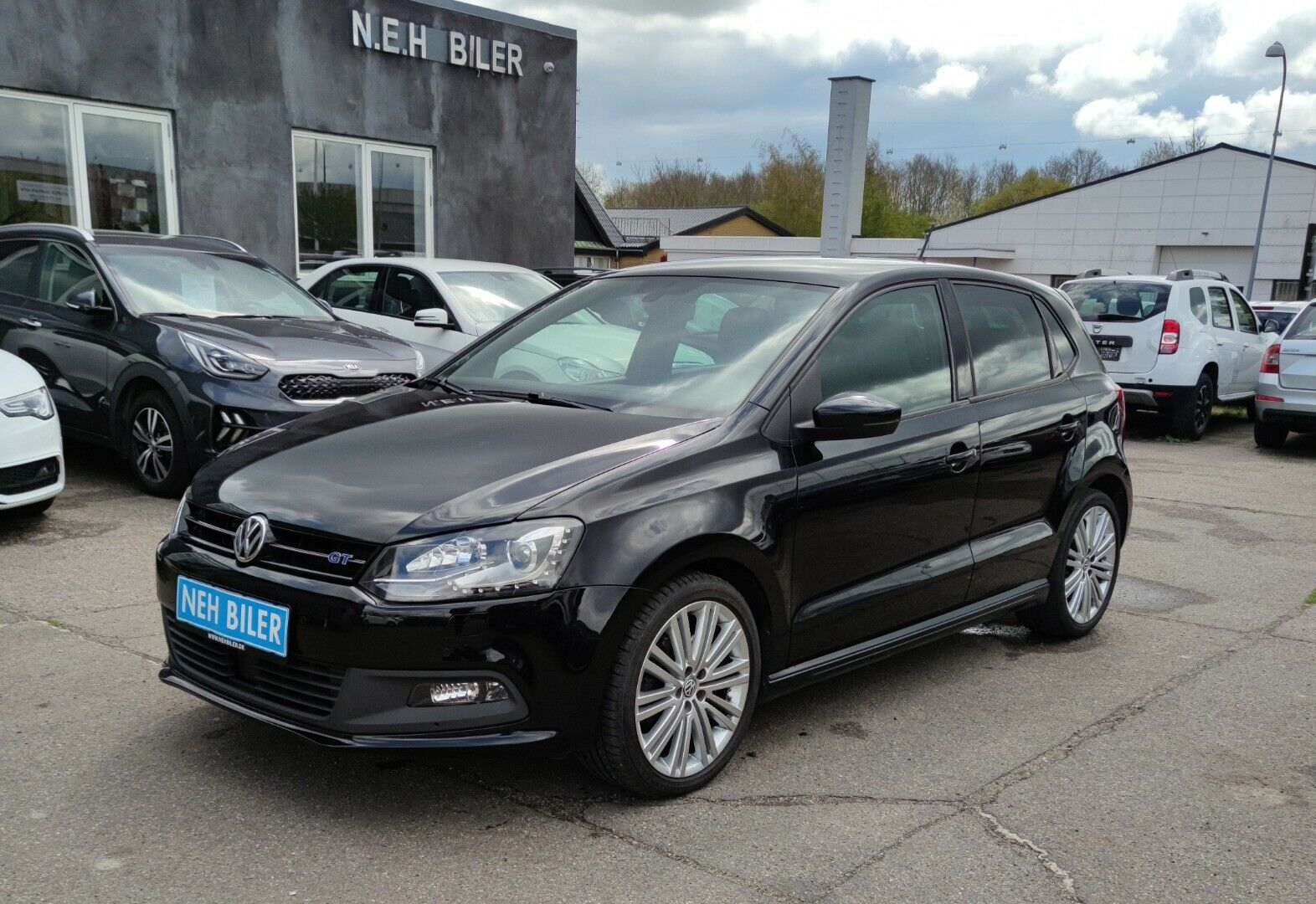 VW Polo 1,4 TSi 150 BlueGT DSG 5d