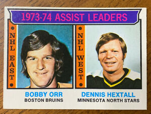 1974-75-O-Pee-Chee-2-1973-74-Assist-Leaders-Bobby-Orr-Boston-Bruins