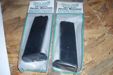 2 - EAA Witness 9mm (old frame) -- factory NEW 10rd magazines mags   (e107*)
