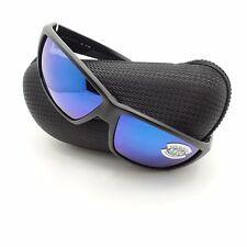 Costa Del Mar Tuna Alley Black Blue 580G TA11OBMGLP New Sunglasses Authentic