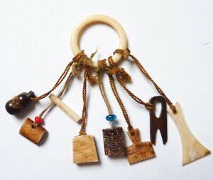 Dynamique Grigri Japonais Amulette Pendentif Bijou Japon Japan Ancien Style à La Mode;