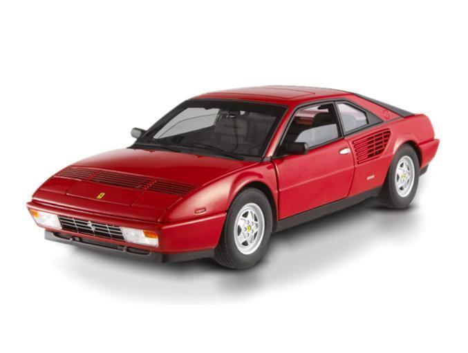 1 18 Hot Wtalons Ferrari 3.2 Mondial Elite Edition  Diecast Voiture Modèle Rouge P9889  sélectionnez parmi les dernières marques comme