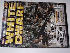 ¤¤ Revue White Dwarf n°181 Warhammer 40.000 Garde Imperiale Vehicule Imperiaux