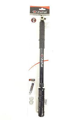 Zefal HPX Pump Zefal Frame Hpx-3 Bk