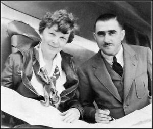 Image result for paul mantz and amelia earhart