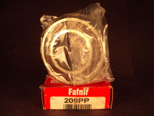 Fafnir Timken 209PP,Radial Bearing,209 PP