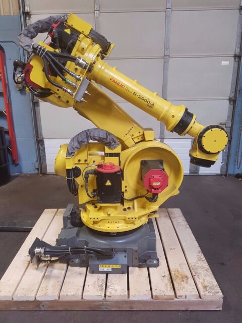 FANUC R2000iA 165F Robot with RJ3iB Controller - Fully Refurbished