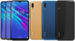 NEUF-HUAWEI-Y6-Noir-Modele-2018-Unlock-4-G-LTE-Smart-Phone-Android-13MP