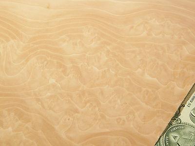 Pearwood Burl Wood Veneer Sheets 8.5 x 34 inches 1//42nd thick        IFPa7368-45