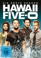HAWAII FIVE-0-SEASON 1  6 DVD NEU SCOTT CAAN/DANIEL DAE KIM/ALEX O'LOUGHLIN/+