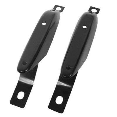NEW 1967-1968 Mustang REAR Bumper Guard Pads right and left hand side pair