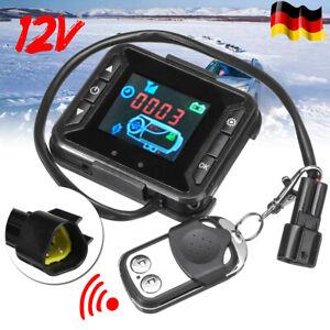 DE-Fernbedienung-LCD-Schalter-Fuer-2-3-5-8KW-Air-Diesel-Standheizung