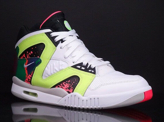 NEW Nike Air Tech Challenge 1 2 3 Hybrid Andre Agassi US Open NIB W Rec 100% DS
