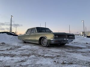 1968 Chrysler Newport imperial