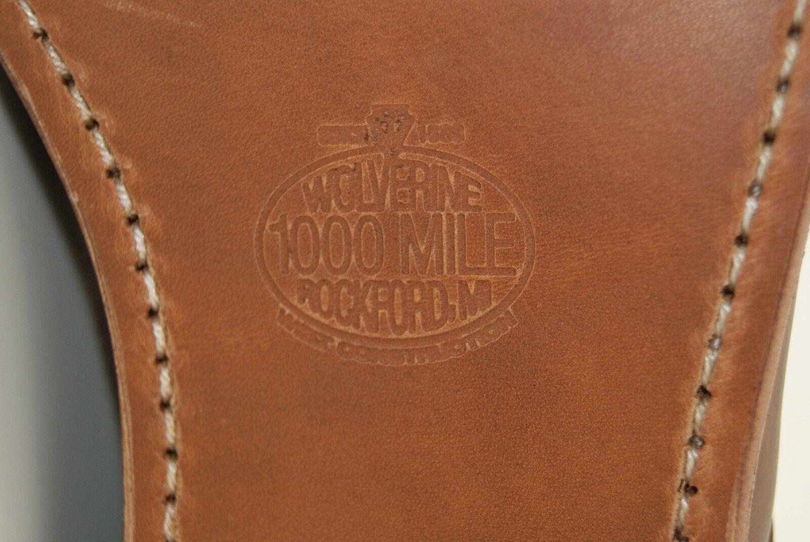 Wolverine Stiefel 1000 Mile Wingtip Addison Stiefel Wolverine Stiefeletten Schnürstiefel W06000 0f78a4