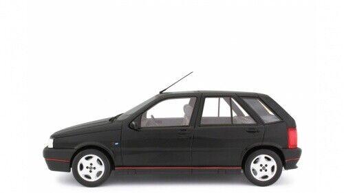 Fiat typo 2.0 16v 1991 negros lm125e 1:18 laudoracing Model