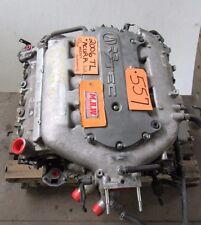 3.2L ENGINE MOTOR ACURA TL 04 05 06 VIN 6 6TH DIGIT CYLINDER HEAD OIL PAN BLOCK