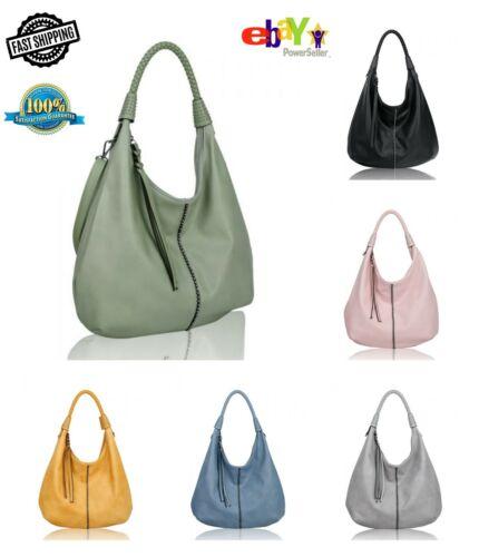 Slouch blanco y Hand Hand estilo gris Detalles Handle rosa Negro menta Bell verde With suave mostaza Handled Bag Diamante Elegante azul Otdw4qw