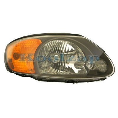 Headlight Headlamp Light Lamp Passenger Side Right Hand RH Fits 06-11 Accent