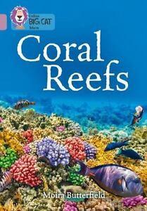 Collins-Big-Cat-Coral-Reefs-Band-18-Pearl-Collins-UK-Good
