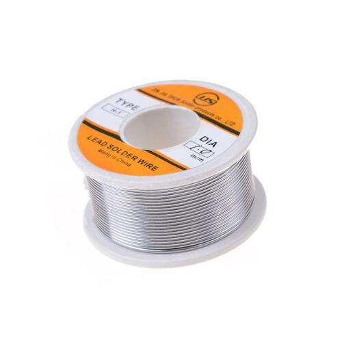 1mm Rosin Core Solder 63//37 Flux Soldering Welding Iron Wire Reel 100g NIUS