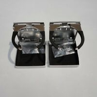 Low Price Stainless Steel Adjustable Folding Cup Drink Holder For Boat Rv