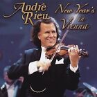New Year's in Vienna by Andr' Rieu (CD, Oct-2005, Denon Records)