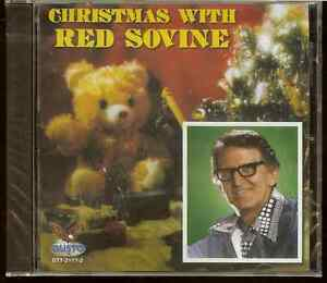 Details about RED SOVINE CHRISTMAS Is For Kids Santa Is A Texas Cowboy  Billy's Wish NEW CD