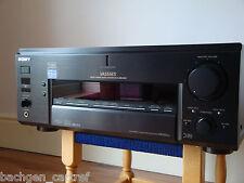 NEW Sony VA555ES-Blk 5.1/6.1 Audiophile AV Amplifier/Receiver/Decoder/DAC; £1200