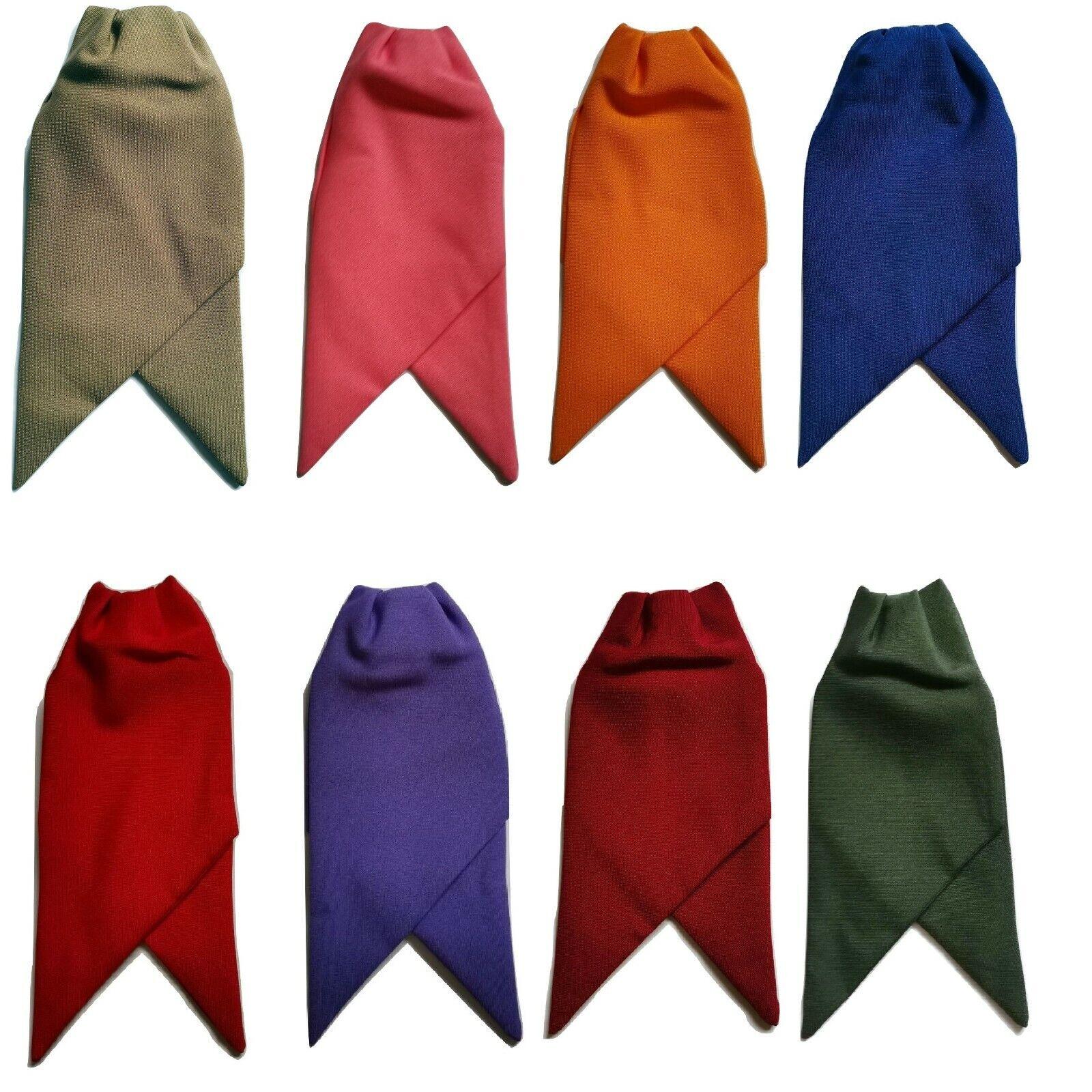 Women's Clip On Cravat Tie Bow tie Uniform Office Event