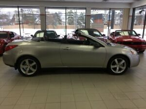 2008 Pontiac G6 Convertible $7995 Safetied