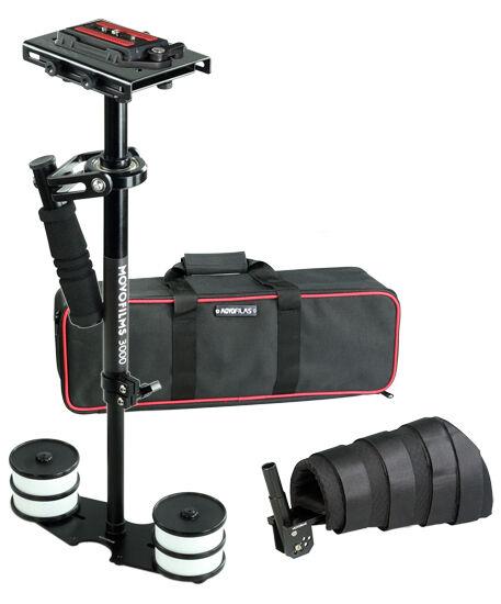 FREE Shipping Movofilms 3000 Stabilizer Arm brace For camera Upto 3.5kg