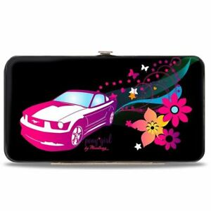Hinged-Wallet-Ford-Mustang-PONY-GIRL-See-Dozens-of-Other-Styles-in-our-Store