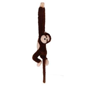 Netter-Screech-Gibbon-Affe-Pluesch-Puppe-Spielzeug-Kinder-Weihnachtsgeschenk-SX