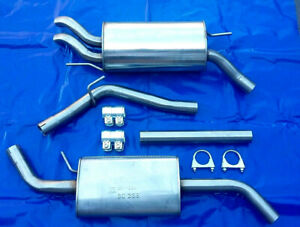 Stainless-Exhaust-System-from-Kat-All-VW-T4-1-9-2-0-2-4-2-5-2-9-Short-Wheel