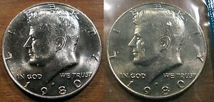 1978-P KENNEDY HALF DOLLAR FROM US MINT SET IN MINT CELLO  D-2-19